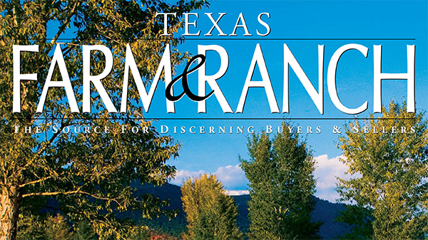 Texas Farm and Ranch – Suzanne Perkins