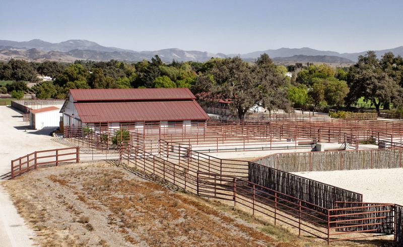 Professional Equestrian Facility