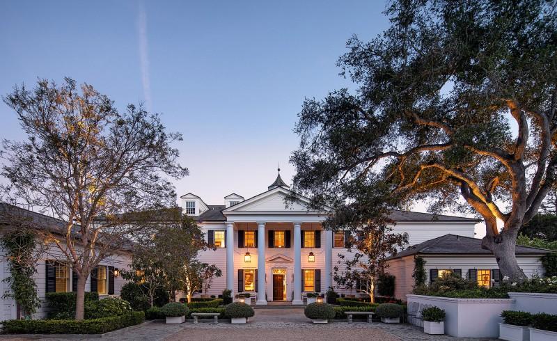 Oakview Estate Montecito California