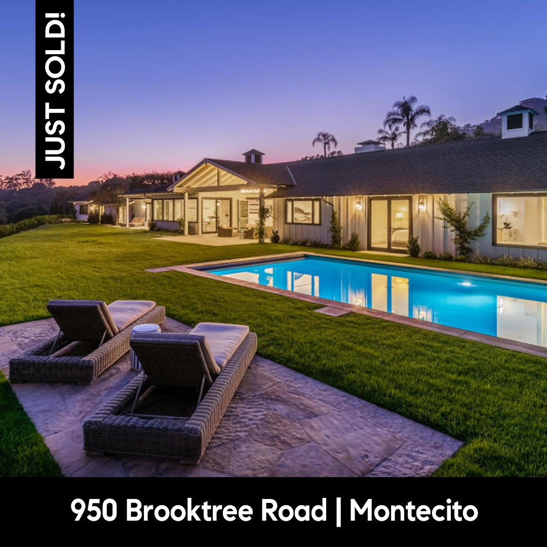950 Brooktree Rd-Montecito-Buyers-SOLD
